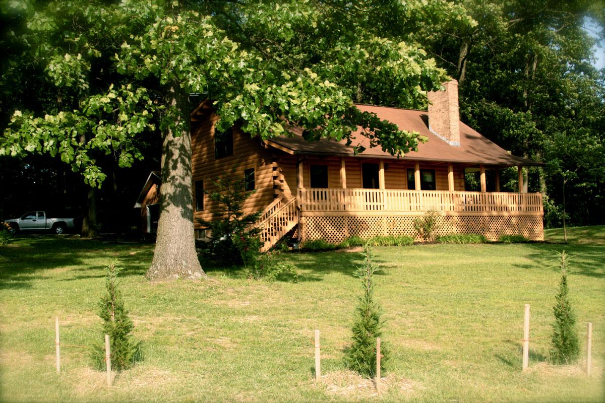 log home restoration cost images