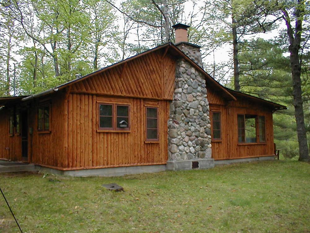 Log home repair restoration in missouri log home for Log home cost estimator